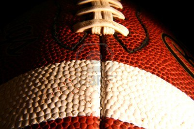 9378782-a-closeup-of-an-american-football-low-key