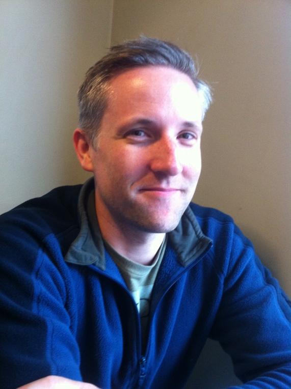 Aaron Coates