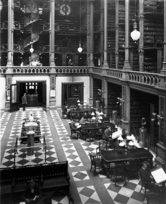 The old Cincinnati Public Library. What a crime they tore it down . . .